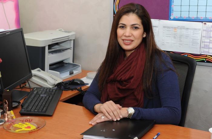 Mrs. Ghina Shami
