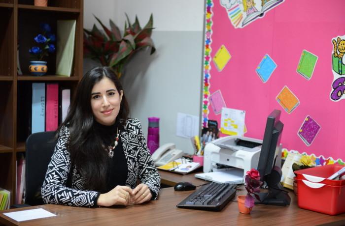 Mrs. Heba Saleh