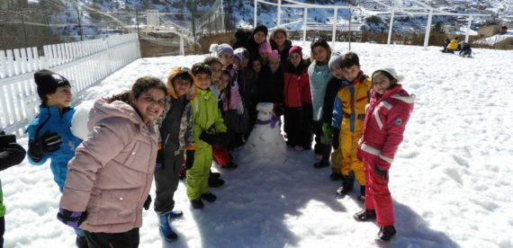 SNOW TRIP – GRADE 2