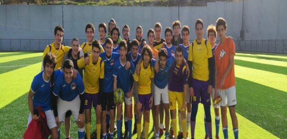 احرز فريق الشباب في كرة القدم المركز الثالث في البطولة المدرسية التي نظمتها مدرسة الجالية الاميركية ACS . مبارك الفوز والى المزيد من النجاحات.