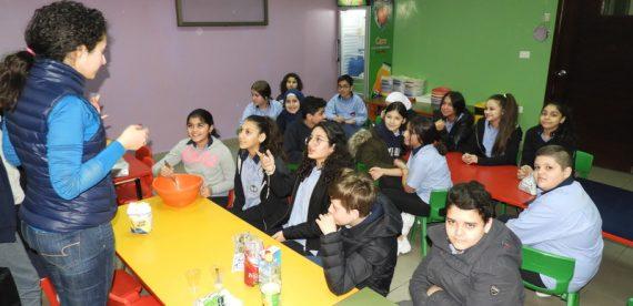 « Activité Culinaire » – Les Crêpes Grade 6