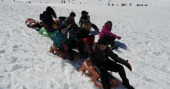 Grade 5 Snow Trip
