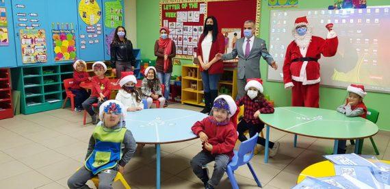 Christmas Celebration At Preschool
